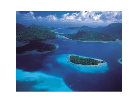 Francouzská Polynésie  (tahiti)