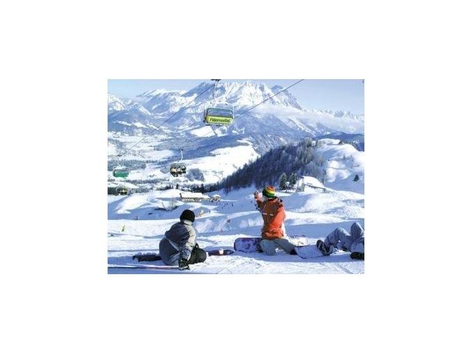 Kitzbühelské Alpy