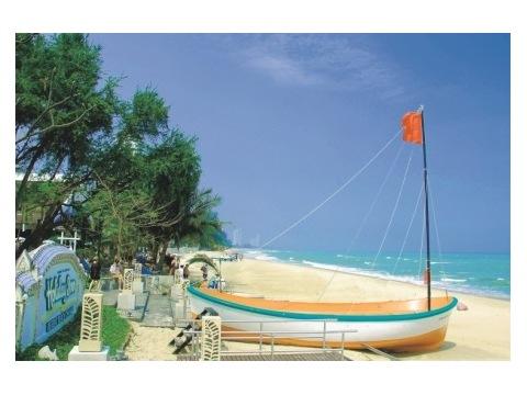 Thajsko - Cha-Am/Hua-Hin