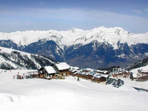 Alpy Francouzské - La Plagne