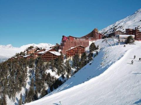 Alpy Francouzské - Les Arcs
