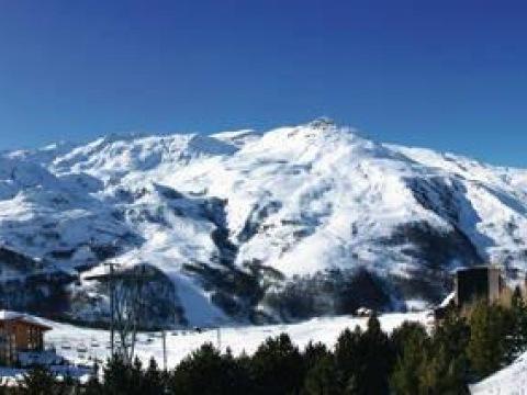 Alpy Francouzské - Les Menuires