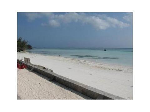 Zanzibar - Jižní pobřeží