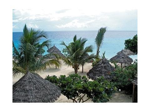 Zanzibar - Severní pobřeží