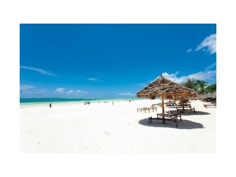 Zanzibar - Východní pobřeží