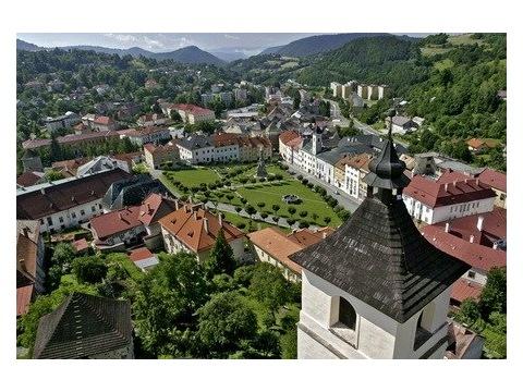 Slovensko - Střední Slovensko