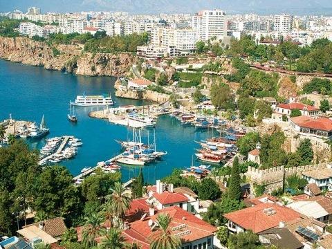 Turecko - Antalya