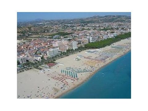 Itálie - Alba Adriatica