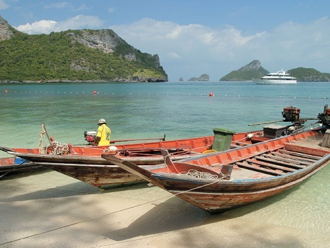 Thajsko - Ko Chang