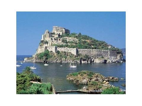 Itálie - Ischia