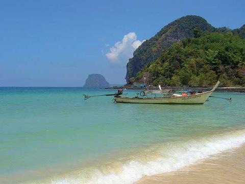 Thajsko - Ko mook