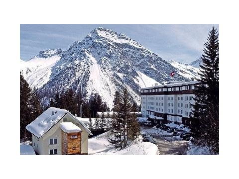 Švýcarsko - Arosa