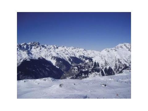 Alpy Francouzské - Les 2 Alpes