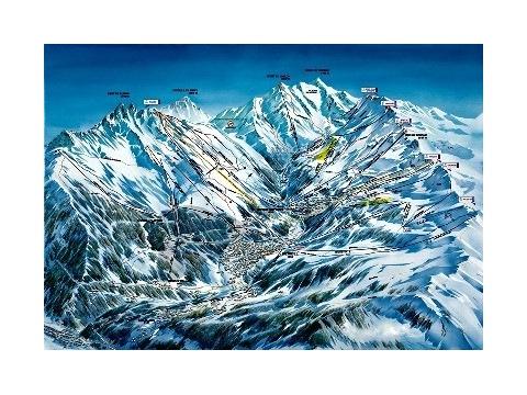 Alpy Francouzské - Méribel
