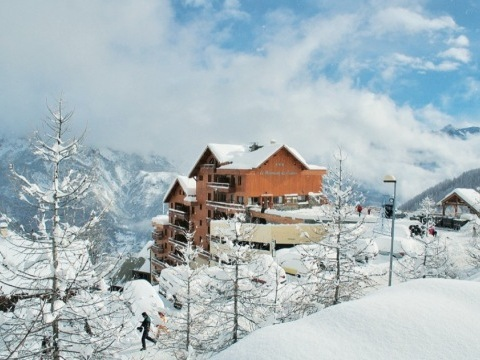 Alpy Francouzské - Puy St. Vincent
