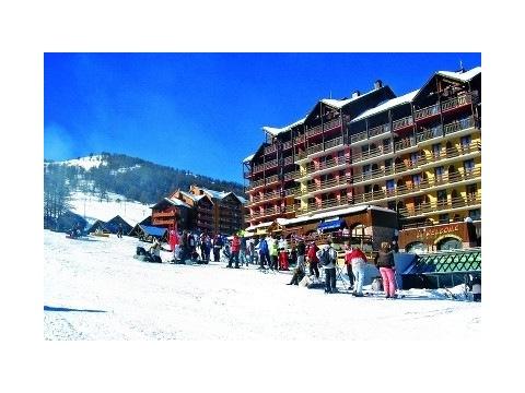 Alpy Francouzské - Risoul