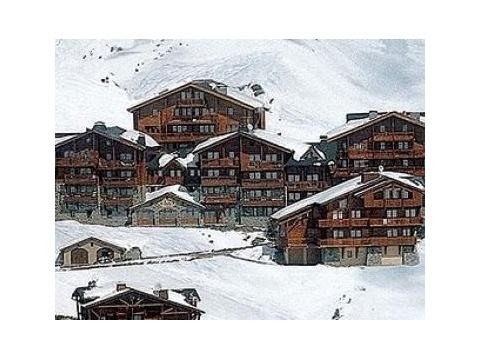 Alpy Francouzské - Val Thorens