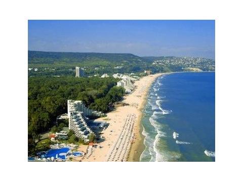 Bulharsko - Albena