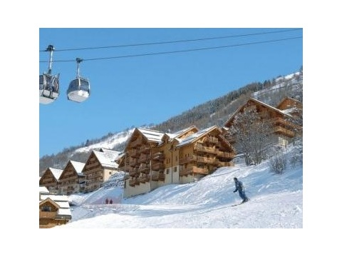 Alpy Francouzské - Valloire