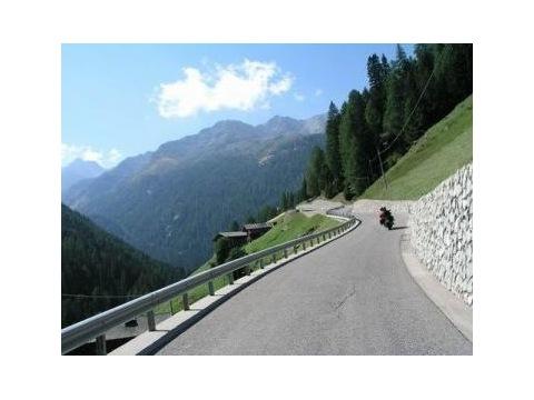 Alpy Italské - Madesimo