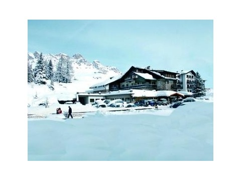 Alpy Italské - Trevalli