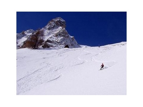 Alpy Italské - Valtellina