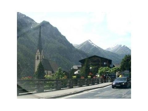 Alpy Rakouské - Heiligenblut