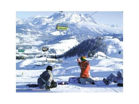 Alpy Rakouské - Kitzbühelské Alpy