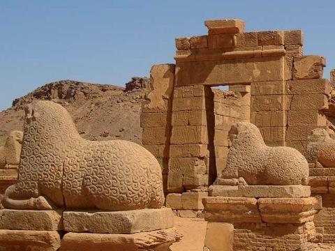 Súdán - Poznávací zájezdy