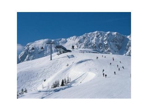Alpy Rakouské - Nassfeld - Hermagor