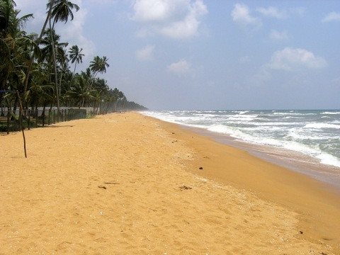 Srí Lanka - Tallala Bay