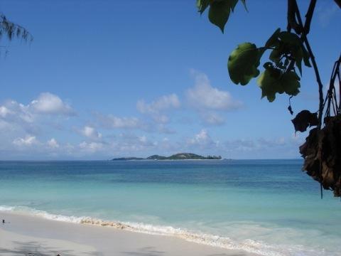Seychely - Praslin
