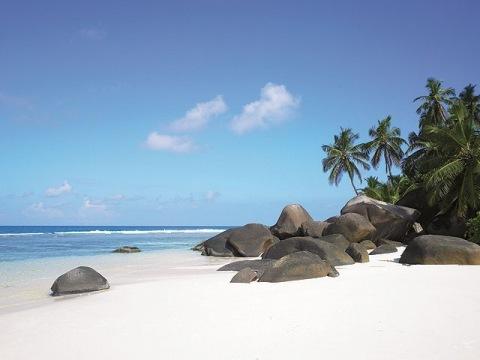 Seychely - Silhoutte