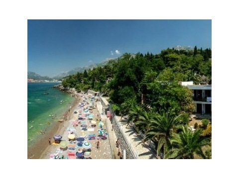 Černá Hora - Sutomore