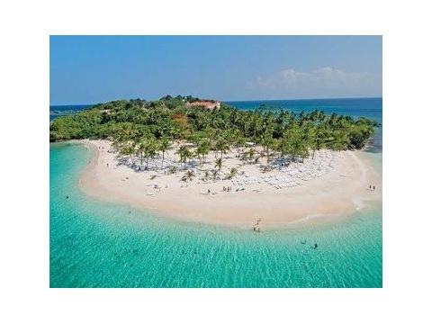 Dominikánská republika - Cayo Levantado