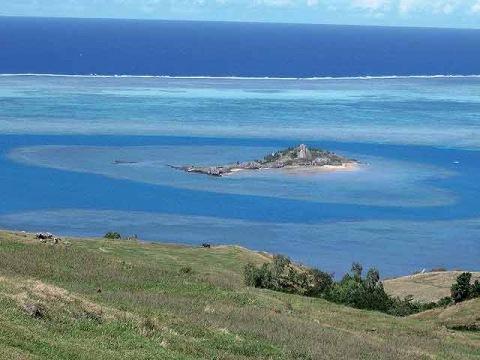 Mauritius - Ostrov Rodrigues