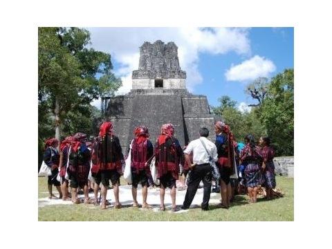 Guatemala - Poznávací zájezdy