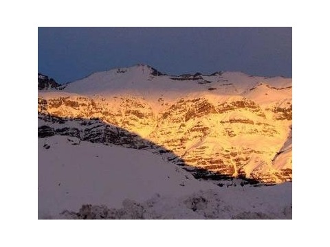 Chile -  Valle Nevado