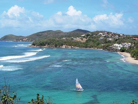 Martinik - Francois