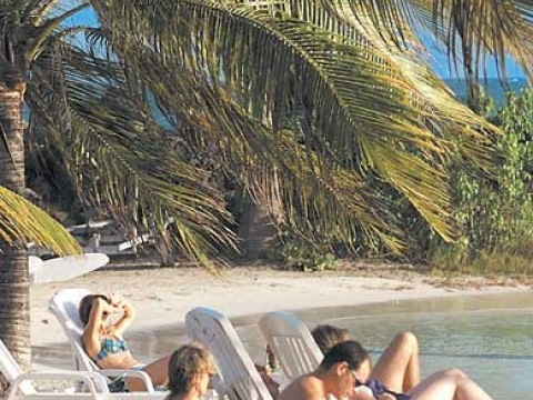 Martinik - Trois Ilets
