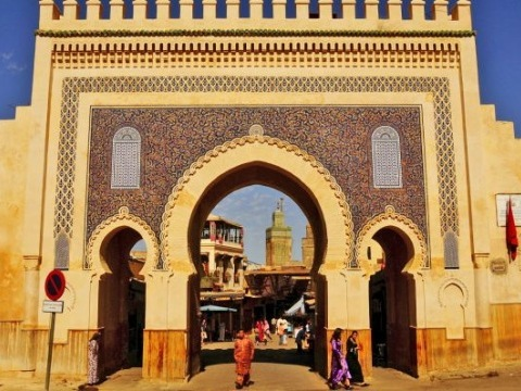 Maroko - Agadir
