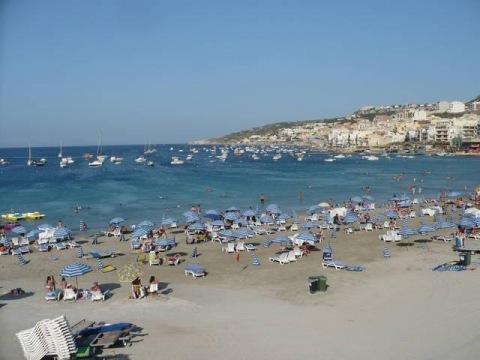 Malta - Mellieha
