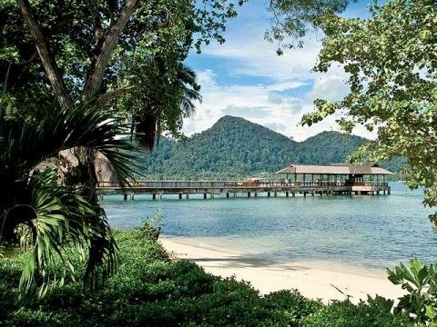 Malajsie - Pangkor