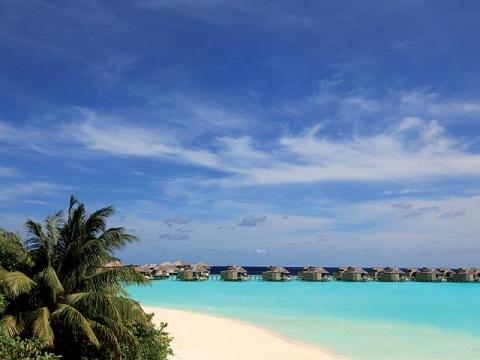Maledivy - laamu Atol
