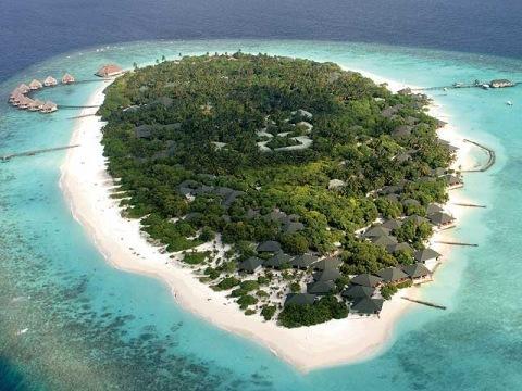 Maledivy - raa Atol