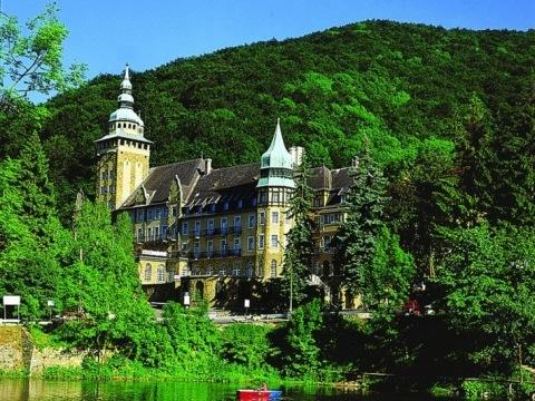 Maďarsko - Pohoří Bükk