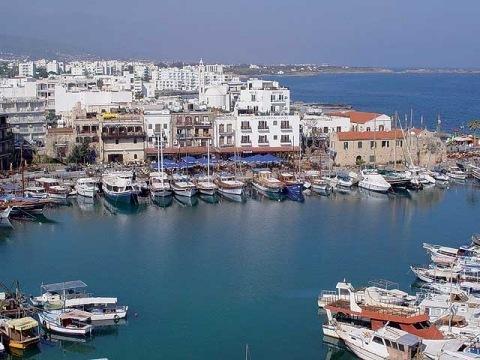 Kypr - Larnaca