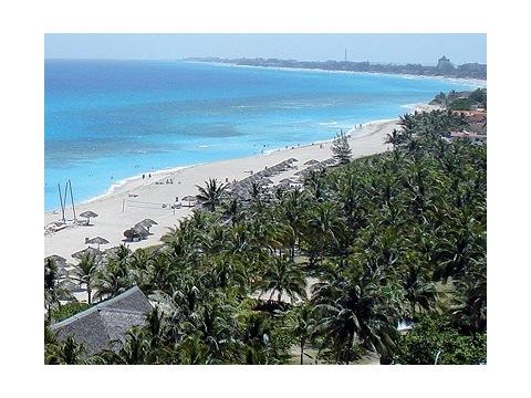 Kuba - Playa Del Este