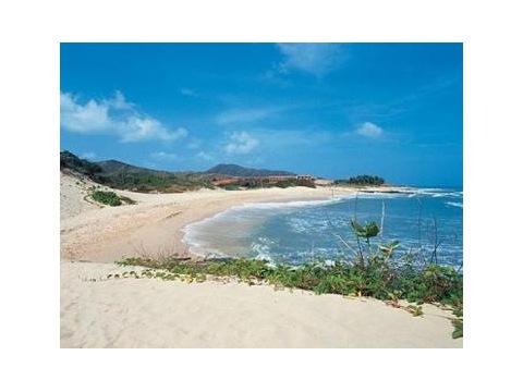 Isla Margarita - Playa El Agua