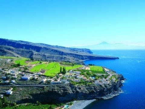 Kanárské Ostrovy - La Gomera